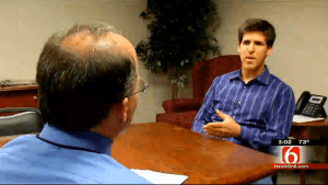 Jeff Krigel speaks with News on 6 regarding new DUI forfeiture laws.